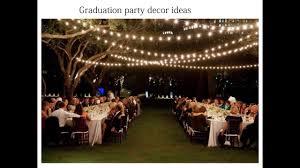 Graduation Decoration Ideas 2017 by Tips On Graduation Party Ideas Youtube