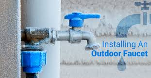 Replacing An Outdoor Faucet by How To Install An Outdoor Faucet Green City Plumber