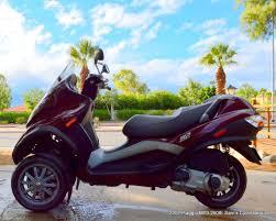 2007 Piaggio Vespa MP3 250 Three Wheel Scooter For Sale Samscycle