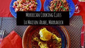 cooking cuisine maison moroccan cooking class at la maison arabe marrakech