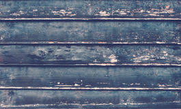 Old Rustic Painted Cracky Dark Wooden Texture Royalty Free Stock Photos