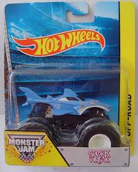 Hot Wheels Monster Jam HW OFF Road Series Shark Wreak Truck ... Monster Jam Trucks New For 2017 Truck Pulls Off First Ever Successful Frontflip Trick Upc 8961018752 Hot Wheels Shark Diecast Vehicle Year 2012 124 Scale Die Cast Truck Metal Body Ccv08 2011 Series Wiki Fandom Powered By Wikia Top 20 Items Daxushequcom 100 El Toro Loco Diecast Toy Inspirational Big Wheel Toys 7th And Pattison Amazoncom Monster Jam Sound Smashers El Toro Loco Vdeo Dailymotion