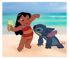 Lilo And Stitch Halloween by Lilo And Stitch Version 1 By Tears Of Blade On Deviantart