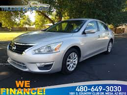 100 Nissan Trucks 2014 Sold Altima 25 INHOUSE Financing In Mesa