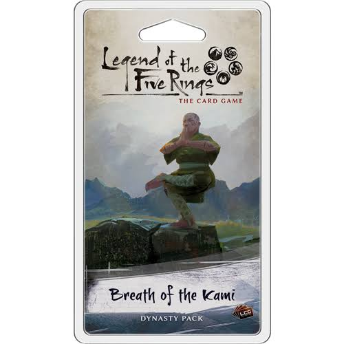 Legend of the Five Rings Card Game - Breath of the Kami Dynasty Pack
