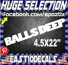 BALLS DEEP Windshield Decal Diesel Truck Sticker Powerstroke 2500 ... Product 2 4x4 Duramax 66l Turbo Diesel Vinyl Decals Stickers 201605thearfaraliacuomustickersdetroit Soot Life Smoke Diesel Truck Car Show Your Back Window Stickers Buy Hood Side Dodge Hemi Offroad Sticker Decal Powerstroke Diesel Truck Sticker Vinyl Decal Pair Of F250 F350 Addons For Dlc_cabin New Version 032018 Page 22 Scs Software Batman Pickup Bed Bands Gmc Sierra Repairs And Performance Upgrades Palmyra Me Amazoncom Inside Bumper Window Ford F250 F350 F450 Dually Lariat Xlt Xl