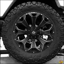 37x13.50R22 Nitto Trail Grappler Tire On A Fuel Wheel. #Axleboy ...