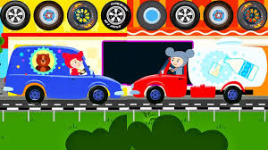 Kukutiki: Builds Cars And Truck – Car Wash | Best Games – Videos For ...