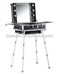 Makeup Desk With Lights Uk by Portable Makeup Table With Lights Uk U2013 Caaglop