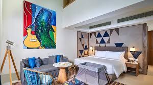 منتجع شاطئ المالديف إن فندق هارد روك بجزر المالديف