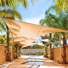 outdoor waterproof patio shades best 25 outdoor sun shade ideas on sun shades for