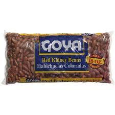 Goya Red Kidney Beans 1 Lb Pack Of 24