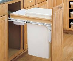 Under Cabinet Trash Can Pull Out by How To Make A Pullout Trash Can Ebay