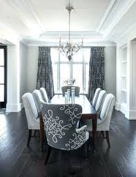 Dining Room Curtain Ideas Drapes Modern