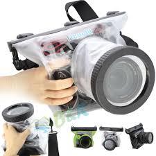 20M Underwater Waterproof Housing Case Bag Camera Nikon D7000