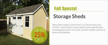 Tuff Shed Tulsa Hours by We Buy Sheds Skips Outdoor Accents