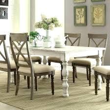 Dining Room Sets White Formal Elegant Rooms