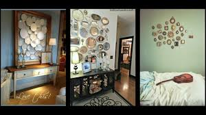 Ideas For Decorating A Bedroom Wall by Creative Room Decorating Ideas Diy Wall Decor Youtube