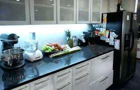 led lighting kitchen cabinets how to install led