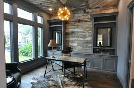 rustic home office transitional rustic family home office rustic