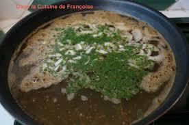 cuisiner la raie au beurre noir raie au beurre noir dans la cuisine de françoise