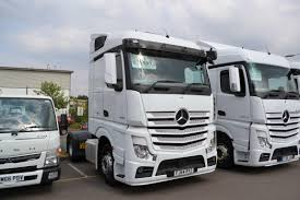 Mercedes-Benz Trucks - Axor - 2013 | 1803341 | Commercial Motor