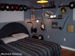 Retro Rock N Roll Bedroom Design Ideas For Music Lovers