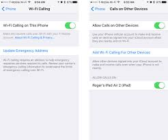 How to enable Wi Fi Calling in iOS 9 3 for Verizon AT&T Sprint