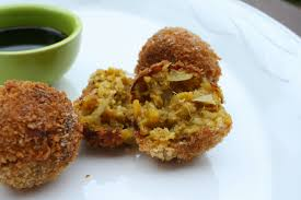 Japanese Pumpkin Croquette Recipe by Kabocha Croquettes Vegan Soy Free With A Gluten Free Option