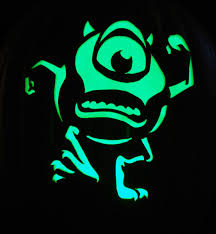 Monsters Inc Mike Wazowski Pumpkin Carving by Mike Wazowski Pumpkin Carving
