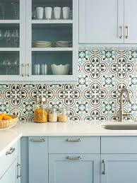 traditional kitchen tile tiles design india home moute
