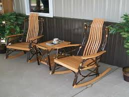 Trex Deck Rocking Chairs by Front Porch Rocking Chairs For Decoration