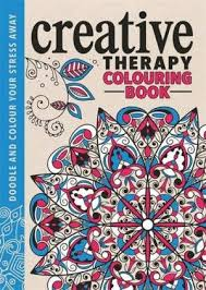 9781782433002 The Creative Therapy Colouring Book For Grown Ups