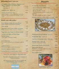 El Patio Mexican Restaurant Ponca City Menu by El Patio Restaurant Menu El Patio Restaurant Fort Myers Fort