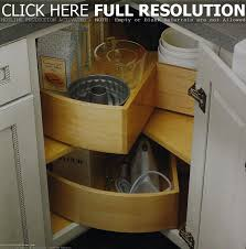 Corner Kitchen Cabinet Images by Blind Corner Kitchen Cabinet Storage Standard Round Lazy Susan For