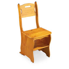 Cosco Retro Chair With Step Stool Yellow by Folding Step Stool Chair Wood Ideas U2014 Jen U0026 Joes Design Making A
