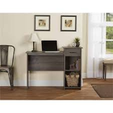Mainstay Computer Desk Instructions by Amazon Com Mainstays Student Desk Adjustable Shelf Rodeo Oak