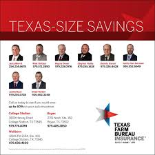 TEXAS FARM BUREAU Display Ads Theeaglecom