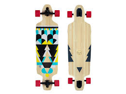 Types Of Longboard Decks by Skategoldcoast Goldcoast Skateboards