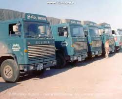 100 Mcilvaine Trucking Europe To MiddleEast 1975 WwwTOPRUNch Trucks Scania