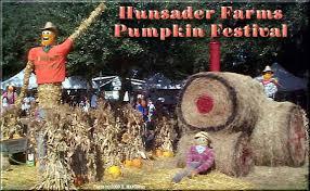 Sarasota Pumpkin Festival Location by Hunsader Farms Antique Engine Show