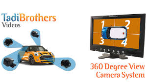 360 Degree Camera System For A Car, Van Or Truck From Www ... Pov Ptz Remote Camera System Adds Flexibility To New Nep Hd Istrong Digital Wireless Backup Camera System For Rvucktrailer Shop Pyle Plcmtrdvr41 Waterproof Dvr Driving With 7 2018 Inch Quad Split Screen Monitor 4x Side Car Rear View Ccd Midland Truck Guardian Reversing 4 Cameras Work Systems And Utility Federal Best Trucks Amazoncom 43 Trucarpickup Wireless Rear View Back Up Night Vision Tesla Semi Supcharger Stop Teases Sleeper Features 26camera Cameras