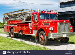 Fire Engine Ladder Stock Photos & Fire Engine Ladder Stock Images ...