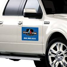 Business Magnets For Vehicles | Vehicle Door Magnets