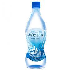 Eternal Naturally Alkaline Spring Water 600 Ml Plastic Bottles Pack Of 24