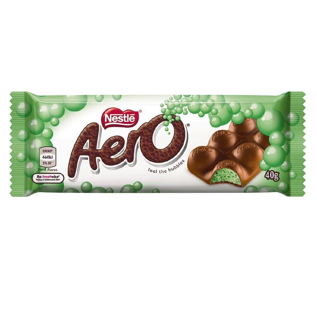 Nestle Aero Peppermint Chocolate - 40g