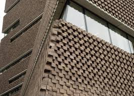 tate modern switch house by herzog de meuron opens brickwork
