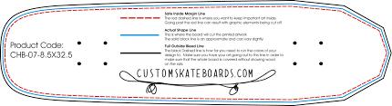 Pintail Longboard Deck Template by Skateboard Deck Template Eliolera Com
