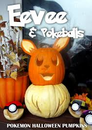 Printable Pokemon Pumpkin Carving Patterns by Crafts