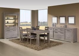salle a manger complet salle à manger complète contemporaine coloris cottage oak tania